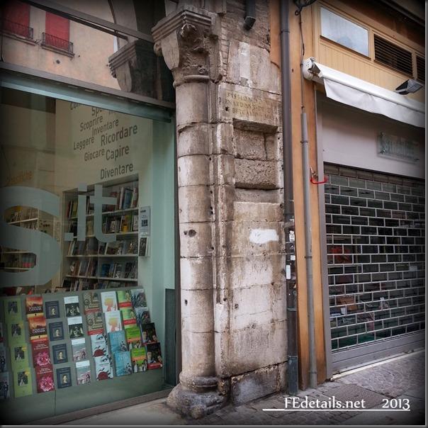 Via Mazzini, Ferrara - Mazzini Street, Ferrara, Italy, photo1