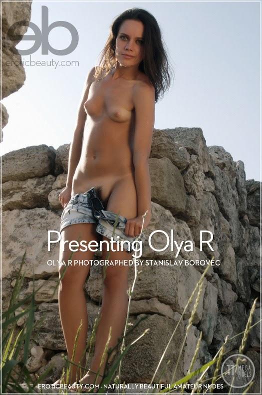 [Eroticbeauty] Presenting Olya R - idols