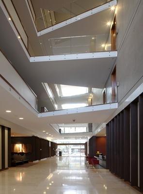 diseñoy arquitectura interior puentes hotel noi
