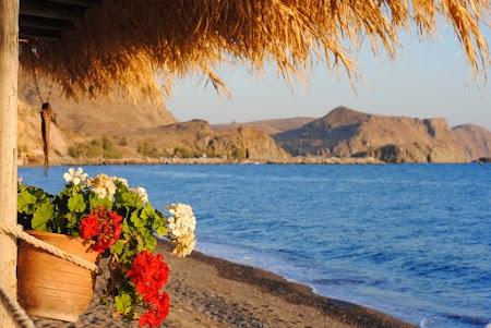 07. Taverna din Skala Eressos - Lesbos, Grecia.JPG
