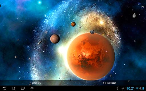 【免費個人化App】Solar System HD Deluxe Edition-APP點子