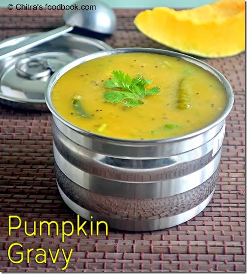 pumpkin chutney bowl