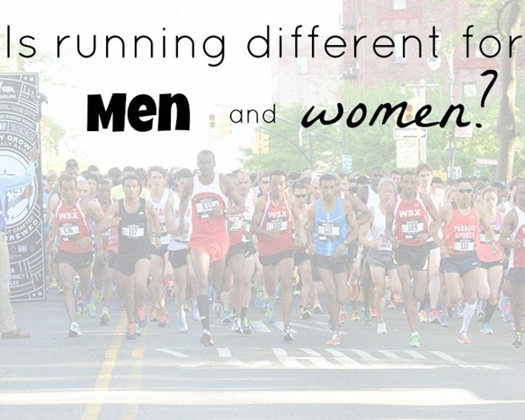Gender differences in running
