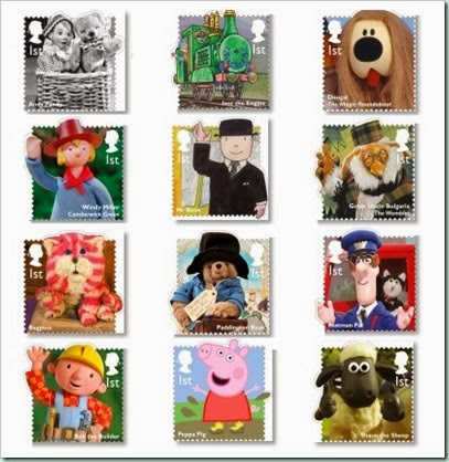 childrens tv stamps 07 01 14
