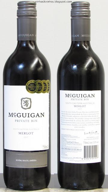 MC Guigan Merlot