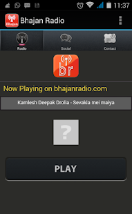 Bhajan Radio 24x7- screenshot thumbnail