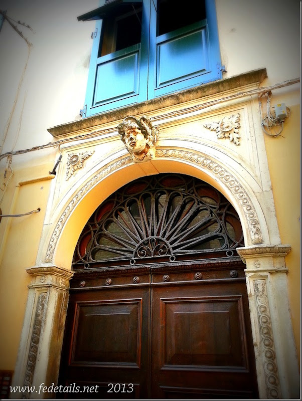 Portoni della città 3, Ferrara, Emilia Romagna, Italia - Doorways of the city 3, Ferrara, Emilia Romagna, Italy - Property and Copyrights of FEdetails.net