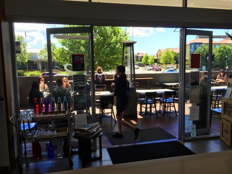 Soak Up The Last Rays Of Day At Siren Bar In Gungahlin