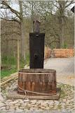 Ingeborraps Freiluftmuseum - alter Pumpe