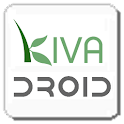 Kivadroid: Kiva on your Droid! logo
