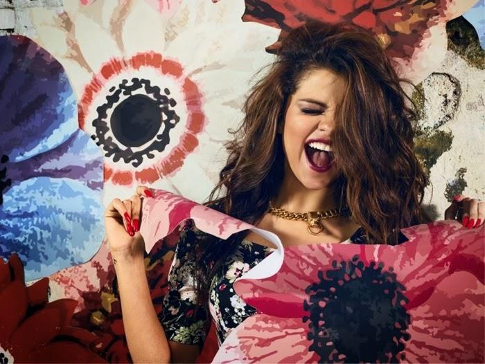 Selena Gomez for Adidas