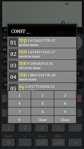 Scientific Calculator Pro v2.2.8