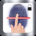 Fake FingerPrint Lock Scanner icon