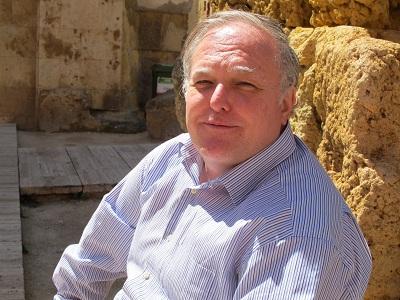Dr. Ramon Járrega, l'investigador de l'ICAC que lidera el projecte Amphorae en Hispania