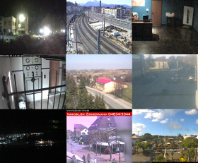 webcams abiertas