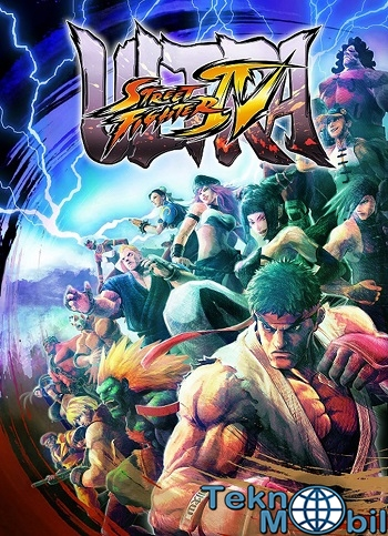 Ultra Street Fighter IV Full