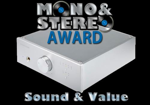 Burson Conductor - Nagroda Mono&Stereo