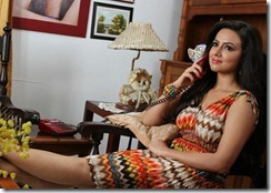 Actress Sana Khan in Nadigayin Diary Movie Hot Stills