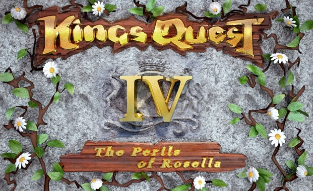 Indie Retro News: King's Quest IV – The Perils of Rosella ...  Rosella Kings Quest