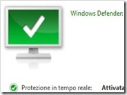 Aggiungere Windows Defender al menu destro del mouse e Desktop su Windows 8