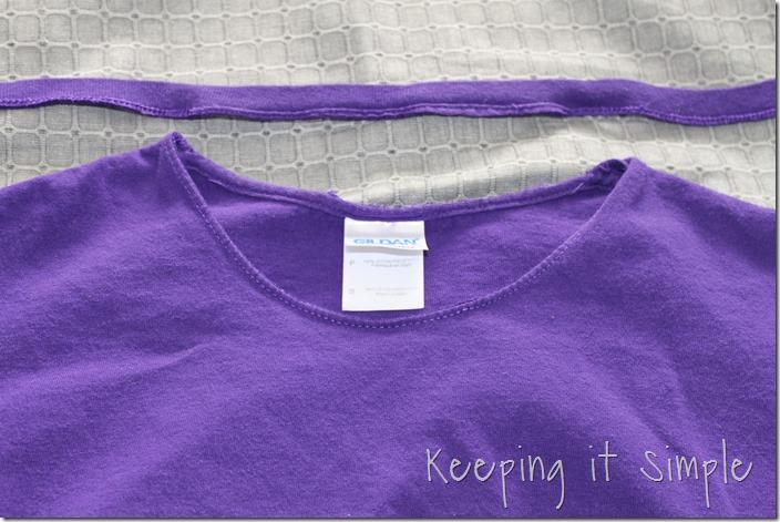 gathered sides t-shirt refashion (7)