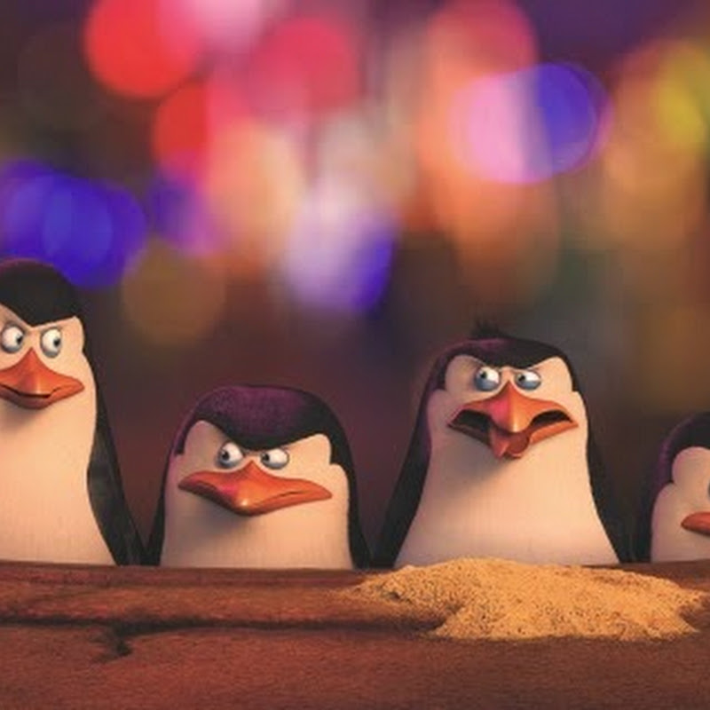 Here Comes The Trailer: The Penguins of Madagascar
