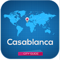 Casablanca Guide Hotel Weather icon