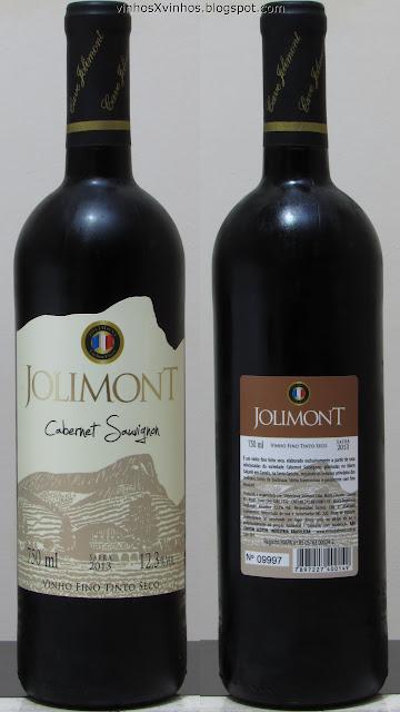 Cabernet Sauvignon Jolimont