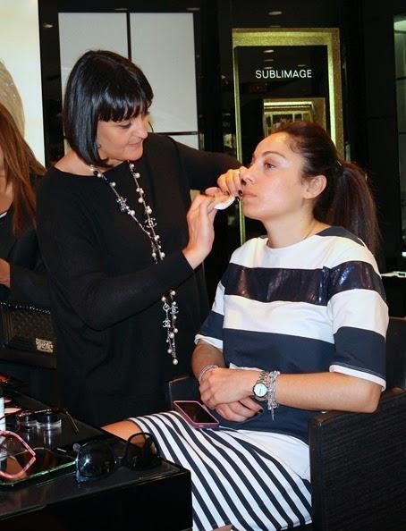 chanel-summer-collection-2014-evento-rinascente-milano-fashion-blogger