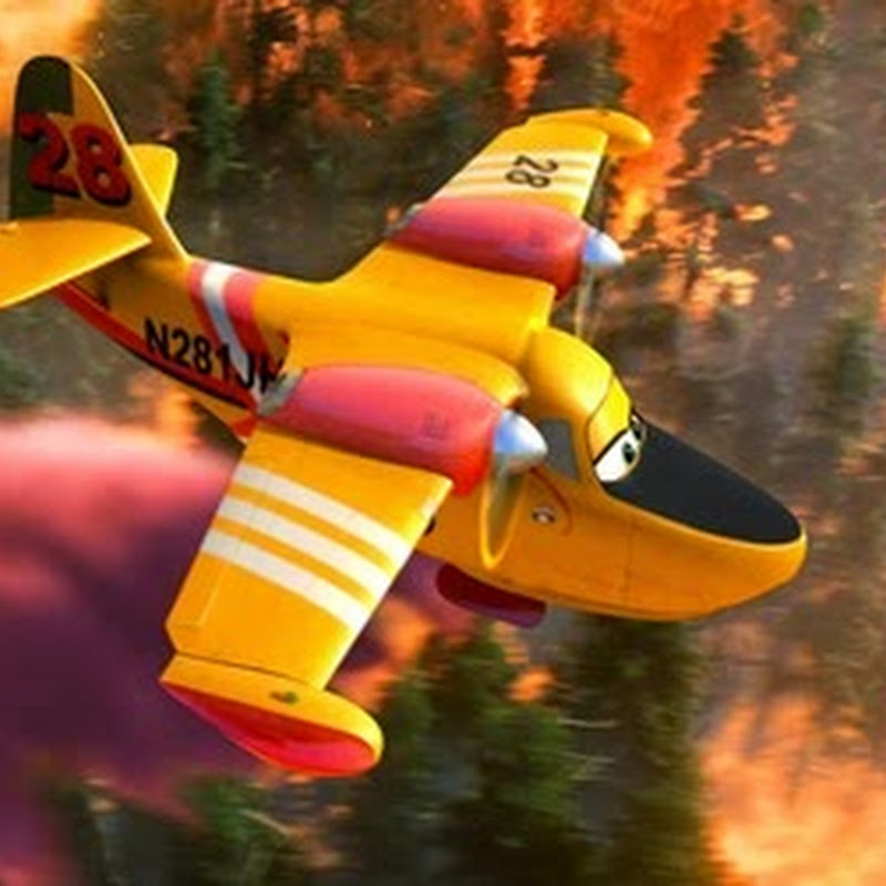 "FX Team of ""Planes: Fire & Rescue"" Fuels `Hottest' Animated Film Ever"