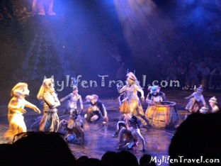 Lion King Disneyland HK 11