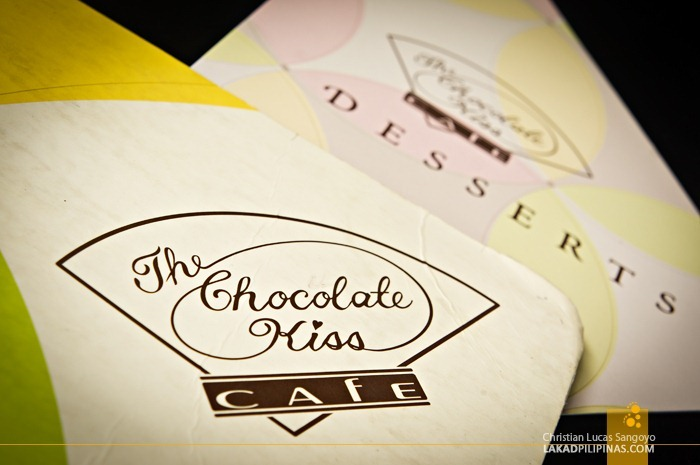 The Chocolate Kiss Café at UP Diliman