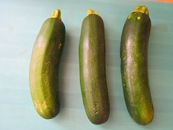 1 whole zucchini