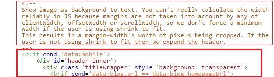 Cách tối ưu thẻ H1 Blogspot