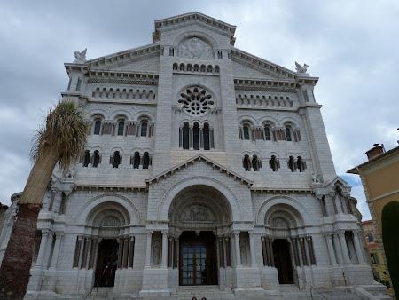 Obiective turistice Monaco Catedrala