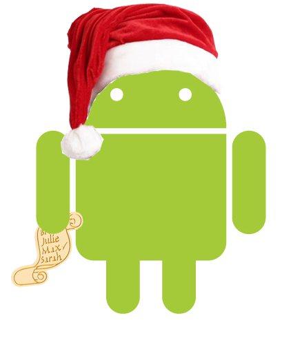 Fondos de navidad para Android