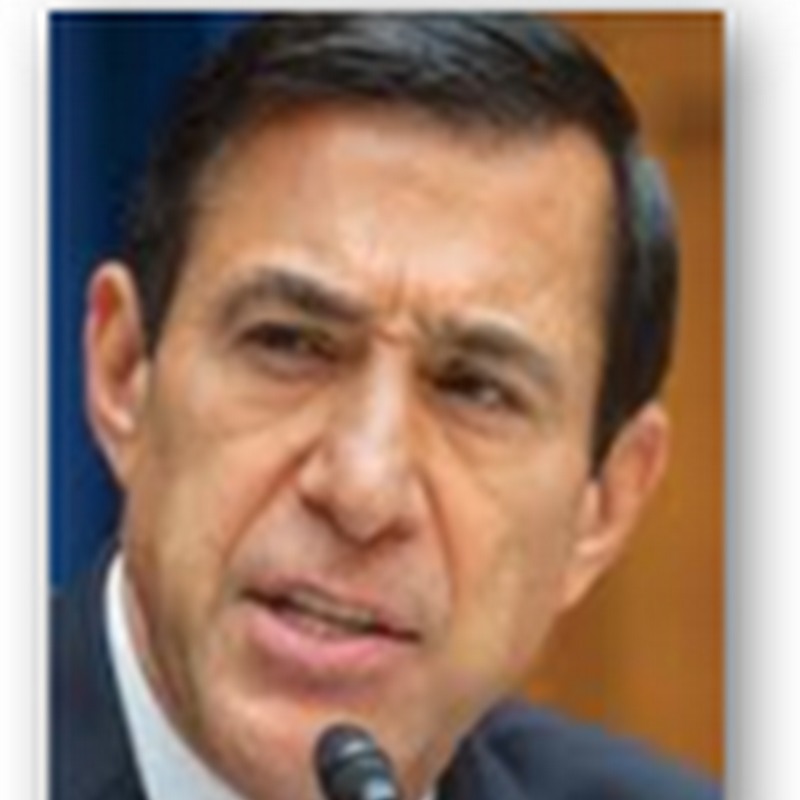 House Committee On Oversight & Reform Chairman Darrell Issa Demands Documents & Communication From IRS Relative to Healthcare Reform Law–Another Big Time Waster As States Who Refuse Exchanges Can or Cannot Tax Credits? Go Figure On This One…