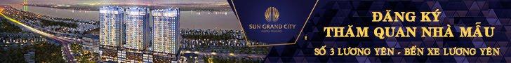 Thăm quan nhà mẫu Sun Grand City Ancora