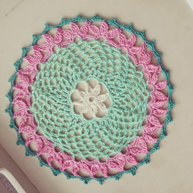 Madebyleen Blog Over Haken Crochet Blog Doily Love