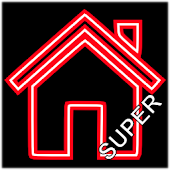 Red Neon Super Theme