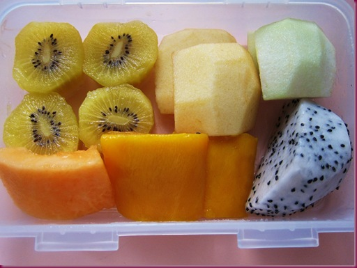 Apple Mango Baby Food Recipe
