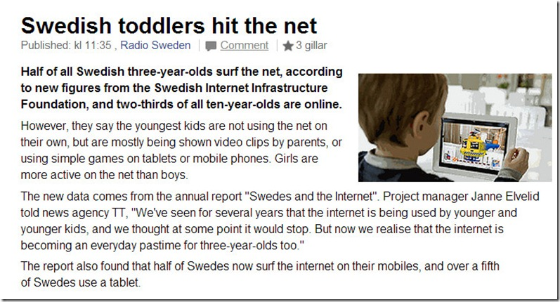 SeToddlers on net