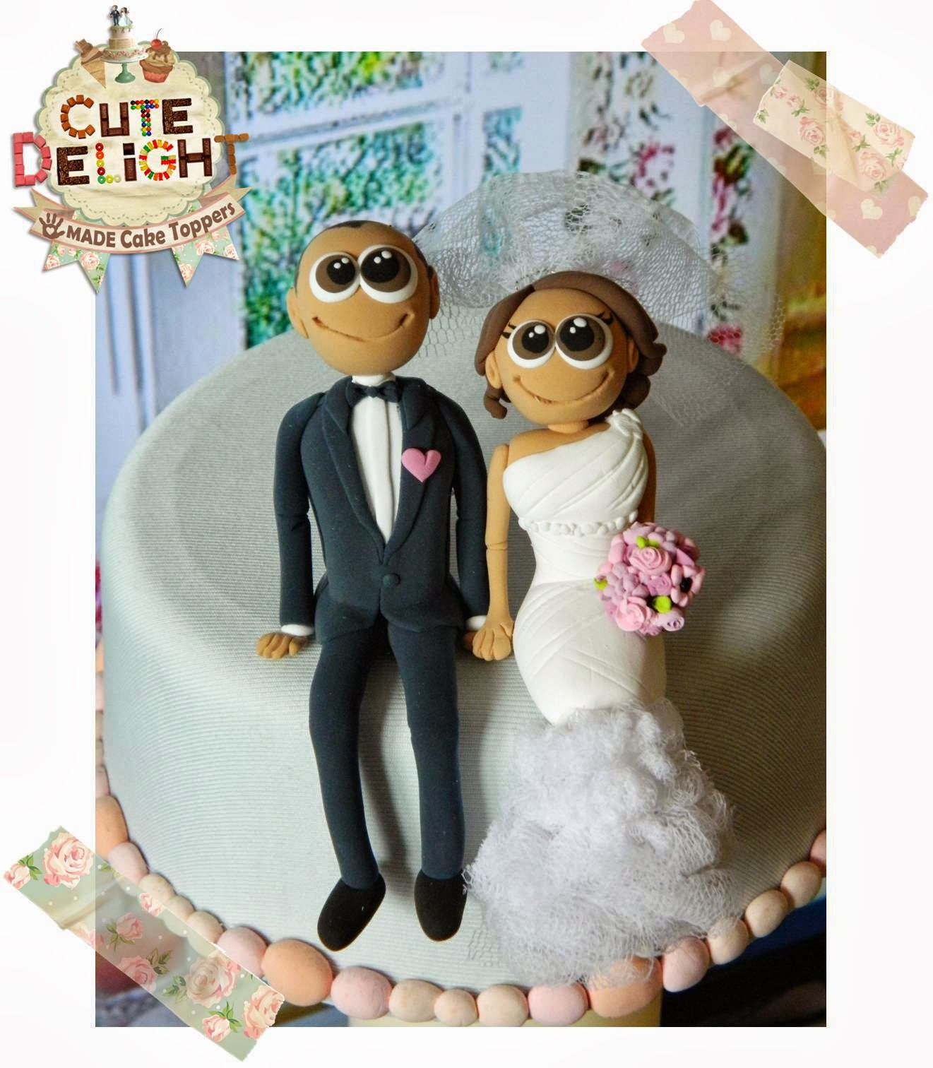 Personalized Customized Wedding Bride And Groom