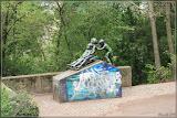 Skulptur Volkspark Prenzlauer Berg