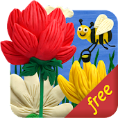 KM Flowers Live wallpaper Free
