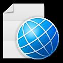Web Page Widget logo