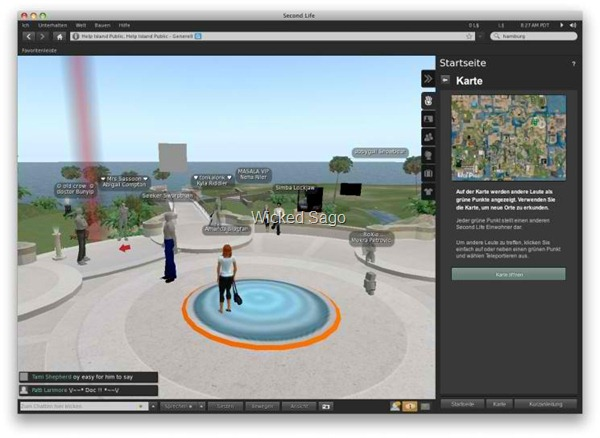 How to download second life on ipad