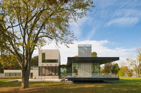 casa-minimalista-Tred-rio-Avon-Robert-Gurney-Arquitecto