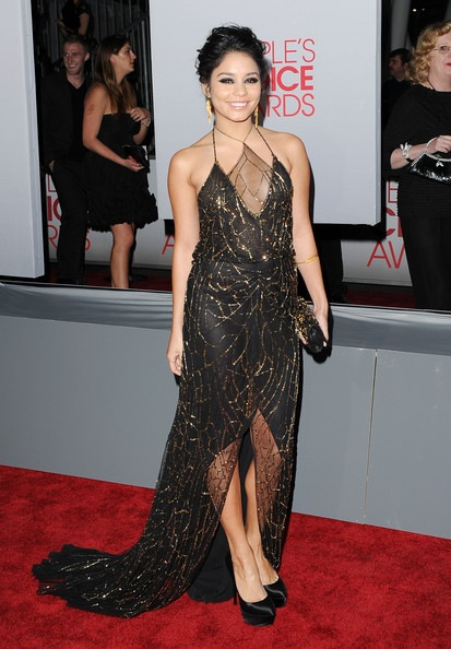 Vanessa Hudgens 2012 People Choice Awards