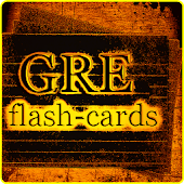 GRE High Frequency Flash Cards